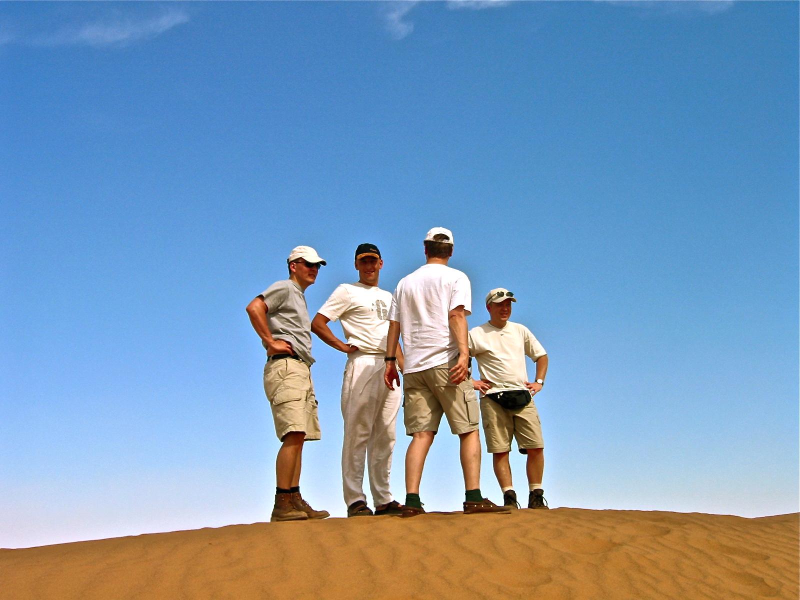 La legione straniera. Ouarzazate (Marocco), Maggio 2003
