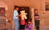 Bambini. Ouarzazate (Marocco), Maggio 2003