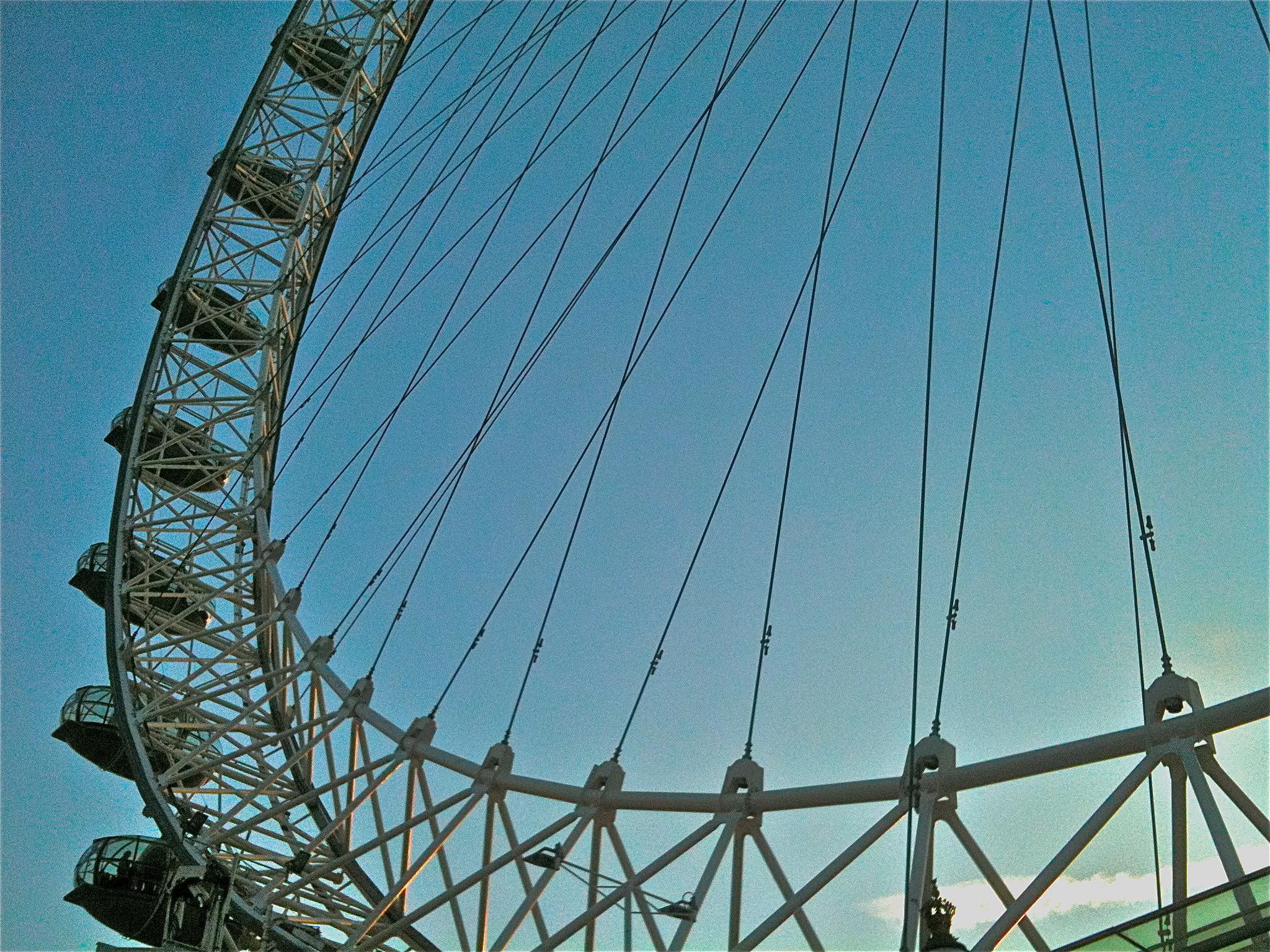 London Eye. Londra (UK), Settembre 2011