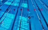 Swimming pool. Romano di Lombardia (BG), Ottobre 2011