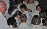 Nuovi chierichetti 2011. Mozzanica (BG), Novembre 2011