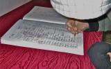 Firma registro chierichetti. Mozzanica (BG), Novembre 2011