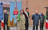 Il Sindaco e le maestranze. Mozzanica (BG), Novembre 2011