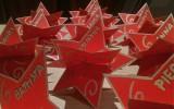 Stelle di Natale. Mozzanica (BG), Dicembre 2011