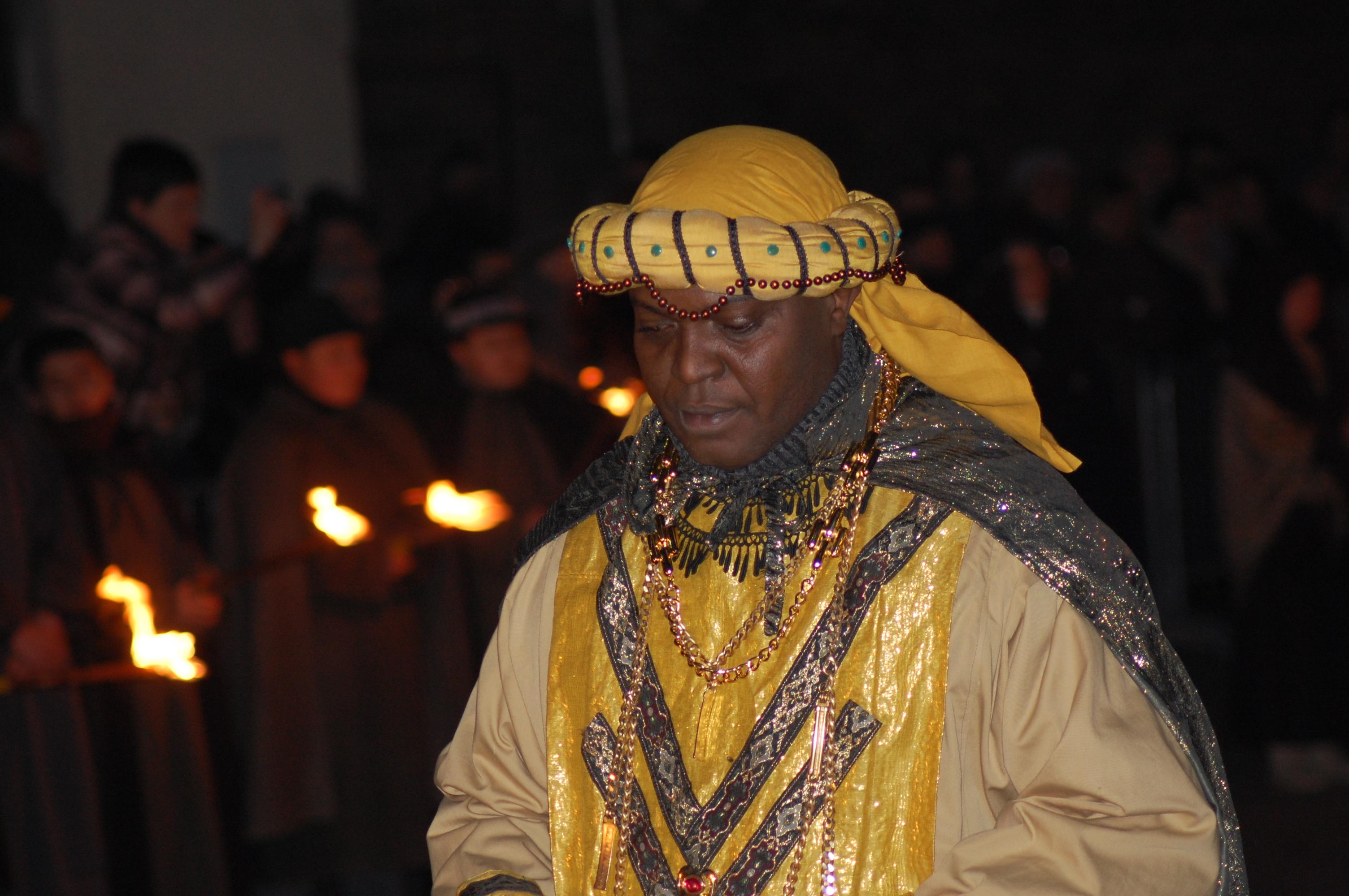 Oro, incenso e mirra. Mozzanica (BG), Gennaio 2012