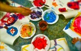 Il papà a colori. Mozzanica (BG), Marzo 2012
