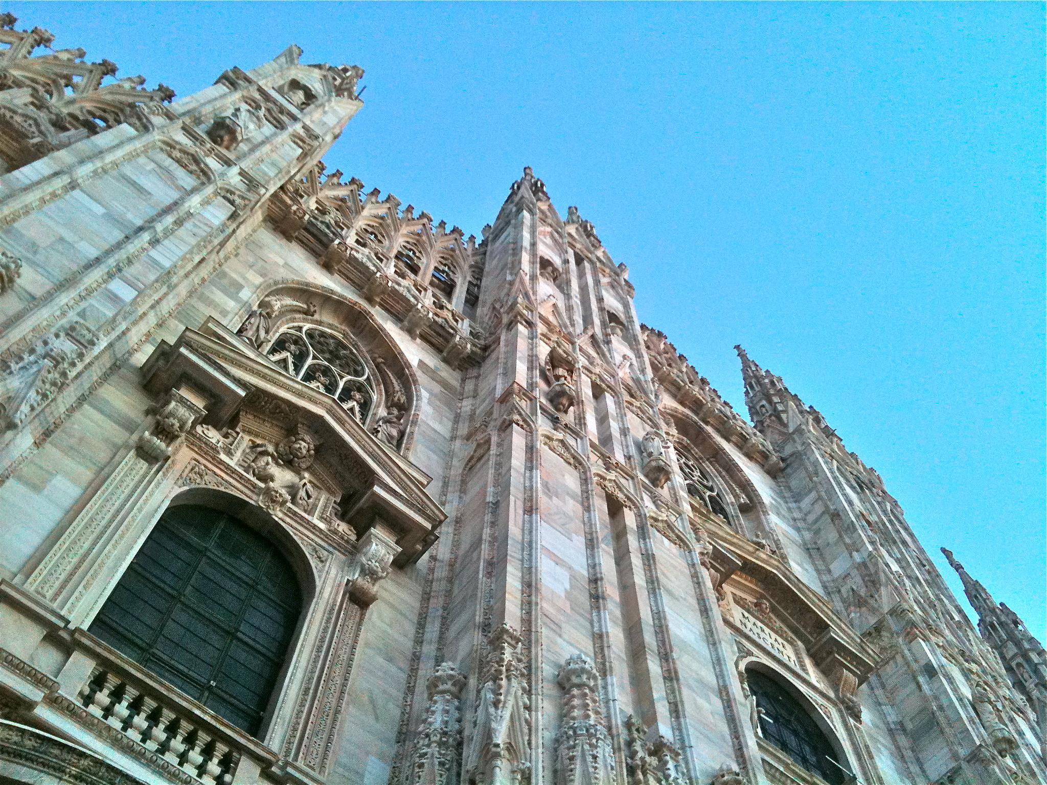 O mia bela Madunina. Milano, Settembre 2010