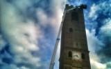 Il cielo è blu sopra le nuvole. Mozzanica (BG), dicembre 2012